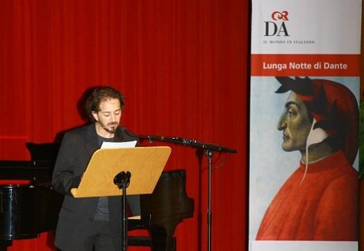 Salimbeni legge Dante