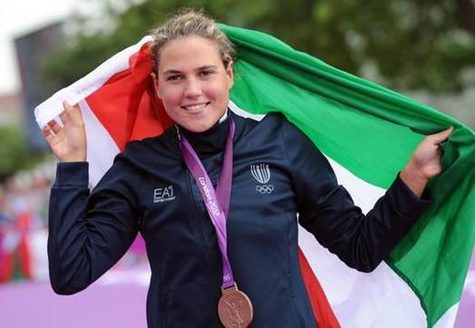 Premio PERSONALITA' EUROPEA 2012 a Martina Grimaldi