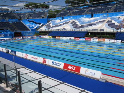 stadio del nuoto roma