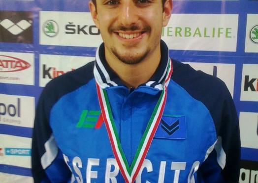 G. Tocci argento Trieste