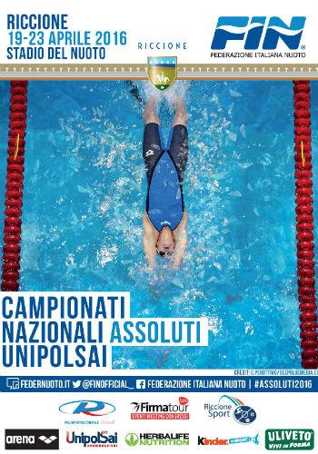 Assoluti Italiani Nuoto 2016